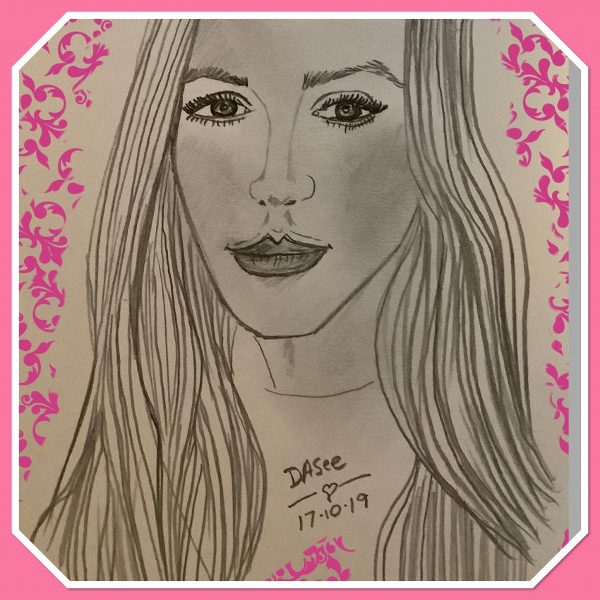 Ellie Goulding by dasee